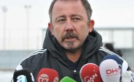 Sergen Yal��n transfer plan�n� anlatt�!..