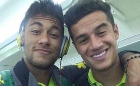 Coutinho: 'Neymar'� dinlemiyorum...'