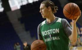 Kelly Olynyk, Boston Celtics'i �ok korkuttu