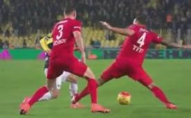 F.Bah�e'nin kazand��� penalt� i�in yorum...