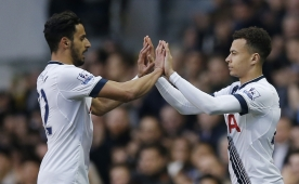 Tottenham'dan Watford'a tek kur�un...