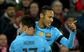 'Neymar, bir ba�ka Judas olmayacak'