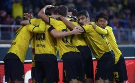 Borussia Dortmund, deplasmanda turlad�