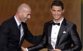 Zidane: 'Ronaldo, Messi'den daha iyi'