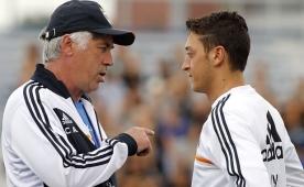 Ancelotti'nin sihirbaz� Mesut �zil mi olacak?
