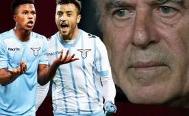 'Lazio kar��s�nda b�y�k koz Umut'