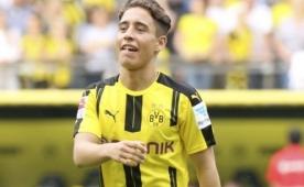 ...Ve Bundesliga'da heyecan ba�l�yor! Emre Mor, At�n�...