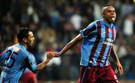 Brezilyal� y�ld�z Trabzon'a geliyor!