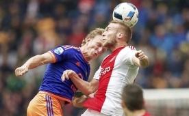 Feyenoord'a bir darbe de Ajax'tan! 7 oldu...