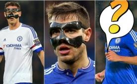 Chelsea'de bir maske daha! 'Zorro tak�m�...'