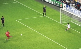 ��te en estetik �ekilde at�lan 10 penalt� gol�