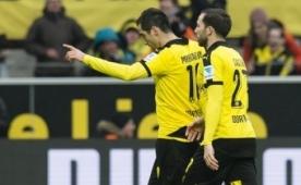 Dortmund Milosevic ve Ceyhun'u �zd�!..