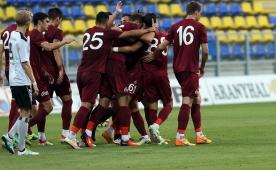 Trabzonspor, ilk ma��nda gol ya�d�rd�!
