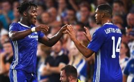 Chelsea yeni golc�s� Batshuayi ile g�ld�!