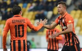 Shakhtar Donetsk<br>3 puan� 3 golle ald�!