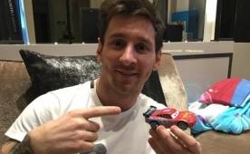 Messi'nin payla�t��� bu kare g�ndem oldu