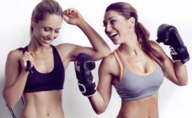 Fitnessc� kankalar Instagram'� sallad�