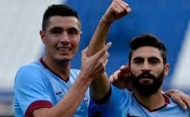 Trabzonspor'dan �ok eden sakatl�k raporu!