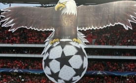 Benfica, Be�ikta�'a b�yle mesaj yollad�