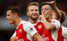 Arsenal, Chelsea'yi<br>40 dakikada bitirdi