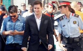 Messi ve babas� i�in kritik dava ba�lad�