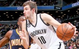 Sergey Karasev, Brooklyn Nets'ten ayr�ld�