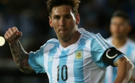 Arjantin'den Bar�a'ya 'Lionel Messi' �zr�