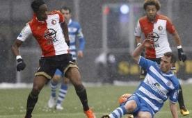 Kuyt'un Feyenoord'u ��k�yor! 8 oldu...