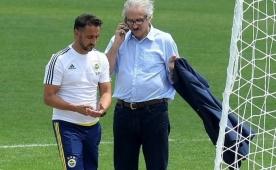 '�ampiyon yapsa bile Pereira'y� g�nderirim'
