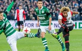 Feyenoord F.Bahçe öncesi coştu! 7 gol...