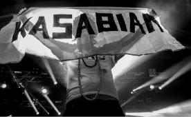 Kasabian'dan sezon sonu Leicester partisi!