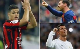Ben Arfa �ok iddial�! 'Ronaldo ve Messi...'