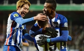Yar� final biletini Hertha Berlin kapt�