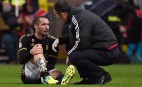Juventus'un sakatl�k kabusu! 3 hafta yok