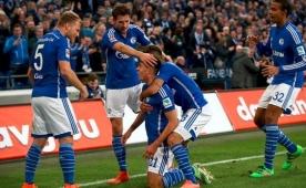 Schalke evinde Wolfsburg'u ��ledi!