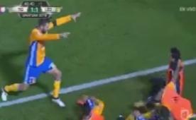Gignac'tan sıra dışı gol sevinci! 'Boom'