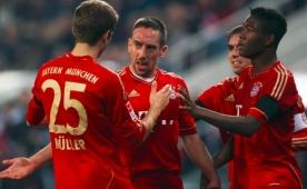 �inliler'i reddeden Ribery'nin hedefi...