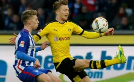 Golc�leri sustu, Dortmund sustu...