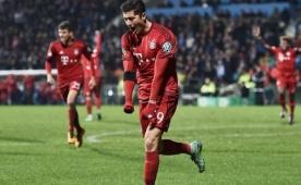 Bayern M�nih �ok abartmadan tur atlad�