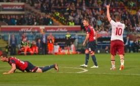 Roma'y� yine Totti ate�ledi! UCL a�k�na...