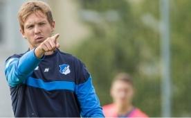 Bundesliga'da hoca oldu! 28 ya��nda...
