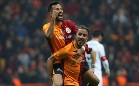 ... Ve Galatasaray'da Serdar Kesimal vakas�