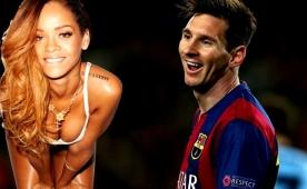 T�rkiye'de asr�n ma��: Rihanna ve Leo Messi