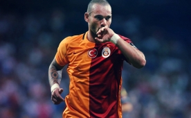 Be�ikta�'a Wesley Sneijder ayar�!