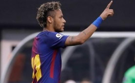 Neymar, Barcelona'yı sırtladı! Juventus...
