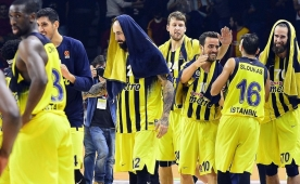 THY EuroLeague'in favorisi Fenerbahçe!