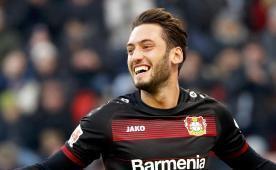 Çalhanoğlu ve Ömer Leverkusen'i uçurdu!