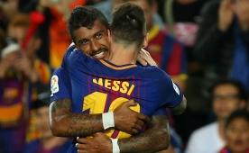 Messi 16 takımı geçti Barça farka koştu...