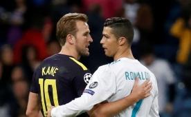 Kane:'Ronaldo benim için bir rol model...''