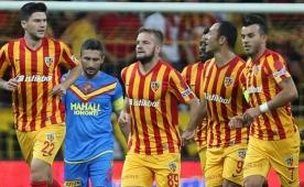 Kayseri'de 2 penaltı kaçtı, tek gol var...